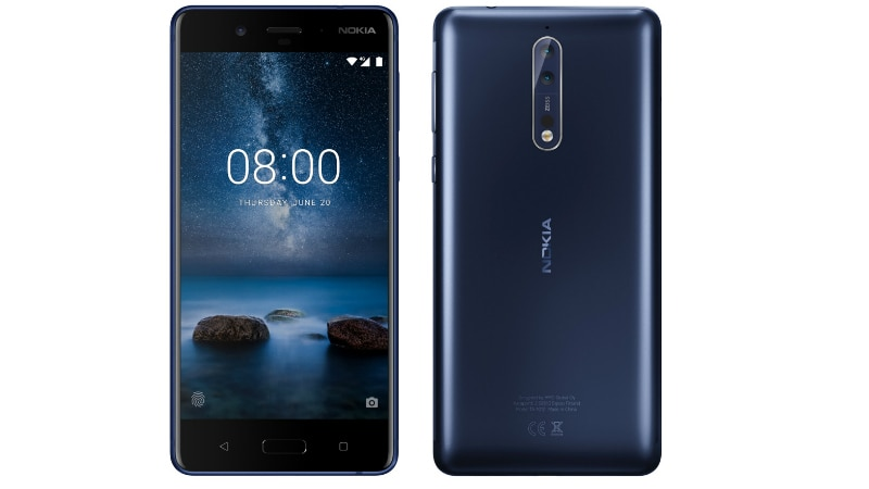 Nokia 8 Design Leak Shows Vertical Dual Camera Setup, Carl Zeiss Optics