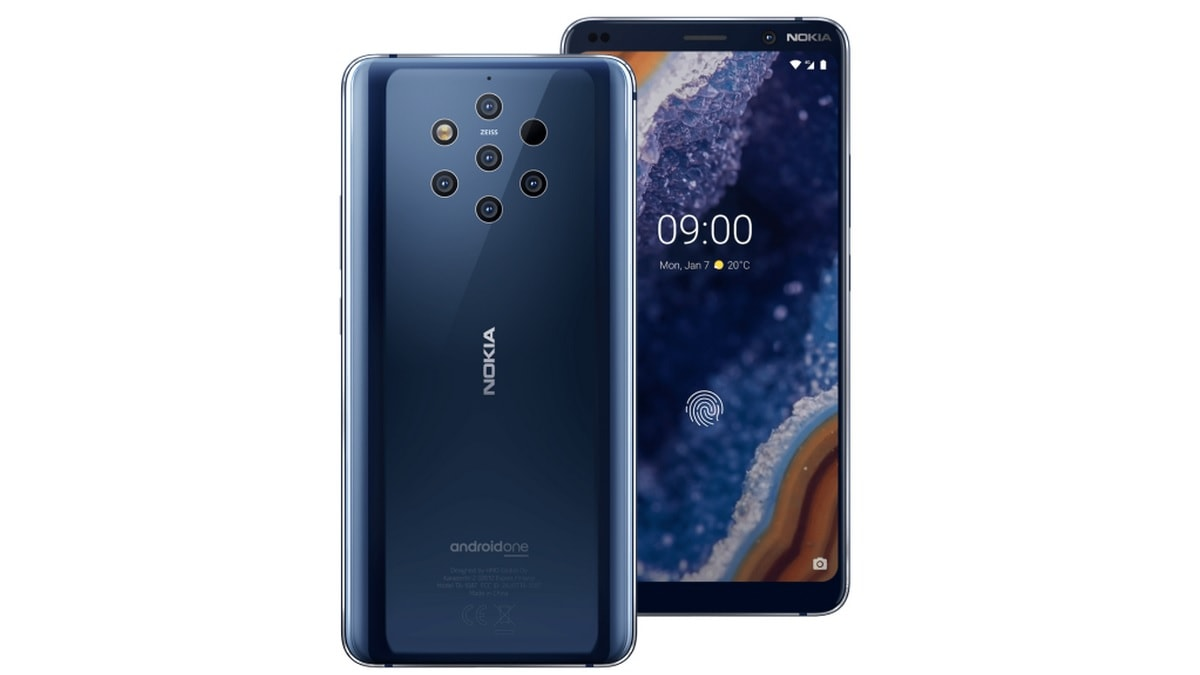 Nokia 9 PureView With Penta-Lens Camera Launched in India: Price, Specifications, Offers