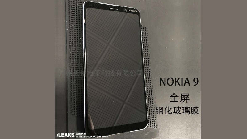 Nokia 9 Photo Leak Tips Front Display Design, New Phone With Triple Rear Cameras Also Leaks