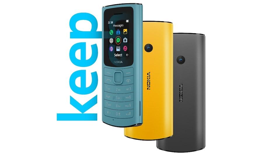 Nokia 110 4G, Nokia 105 फोन 4G सपोर्ट के साथ लॉन्च, इन खूबियों से है लैस