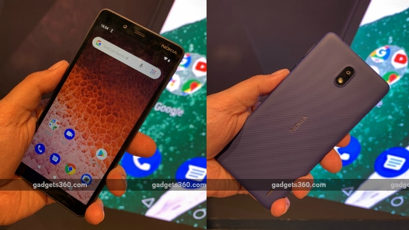 Nokia 1 Plus With Android Pie (Go Edition), Nokia 210 Feature Phone