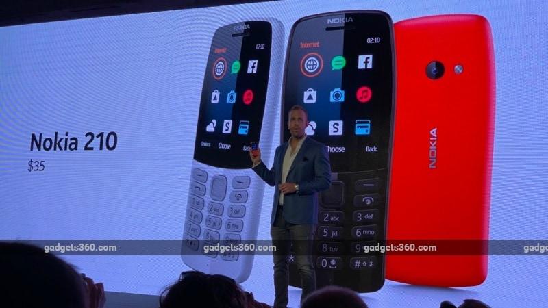 nokia 210 colour options gadgets 360 Nokia 210