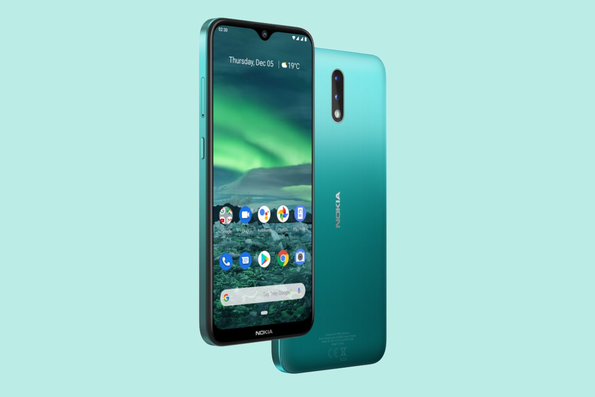 Nokia 2.3 Starts Receiving Android 10 Update With March 2020 Security Patch in India