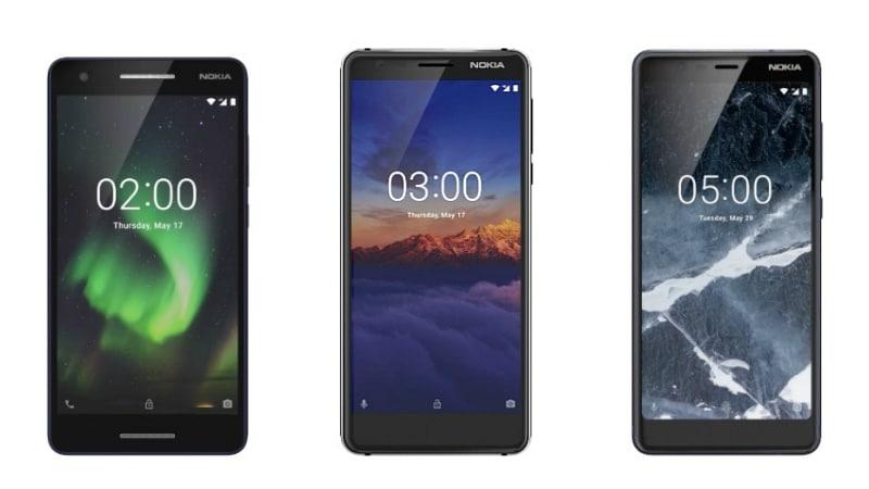 4e9fcdf9230 Nokia 2.1