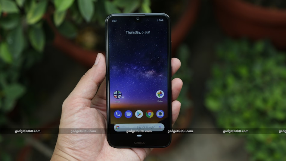 Nokia 2.2 Android 10 Update Starts Rolling Out, HMD Global Announces