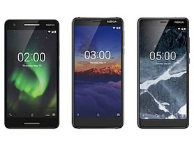 8a1ec029ee8ad Nokia 2.1, Nokia 5.1, Nokia 3.1 3GB RAM Variant Launched in India: Price
