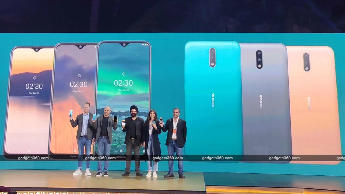 Nokia 2.3 With 4,000mAh Battery, 6.2-Inch HD+ Display, Dual Rear Cameras Launched: Price, Specifications