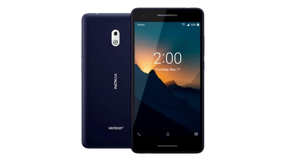 Nokia 2 V Tella With MediaTek Helio A22 SoC, 2GB RAM Spotted on Geekbench