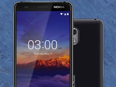 Nokia 3.1 to Go on Sale for the First Time in India Today