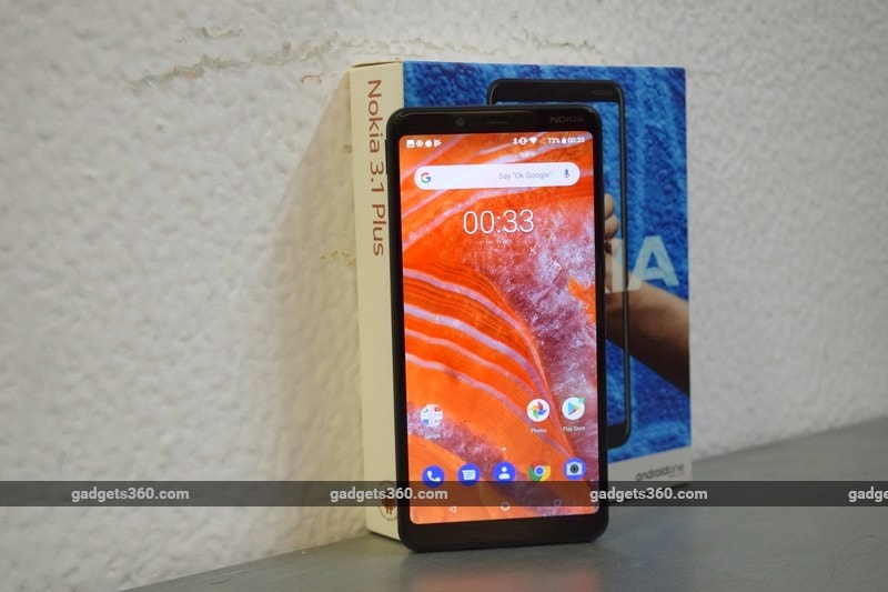 Nokia 3.1 Plus Android 9 Pie Update Expected Soon, Geekbench Listing Tips