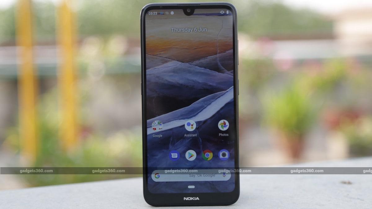 nokia 32 front Nokia 3.2