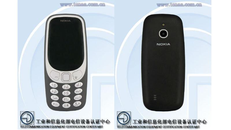 Nokia 3310 के 4जी वेरिएंट का चला पता