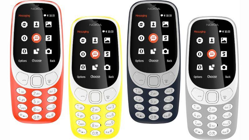 नोकिया 3310 (2017) लॉन्च हुआ भारत में, 18 मई से 3310 रुपये में मिलेगा