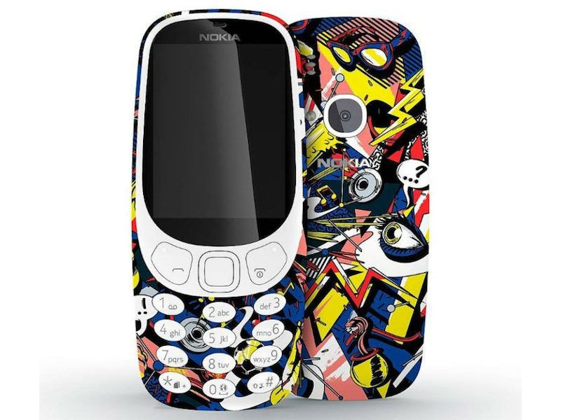 Nokia 3310 Contest Lets You Design a Limited Edition Variant