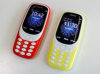 Nokia 3310 Launched in Its Home Market, Finland