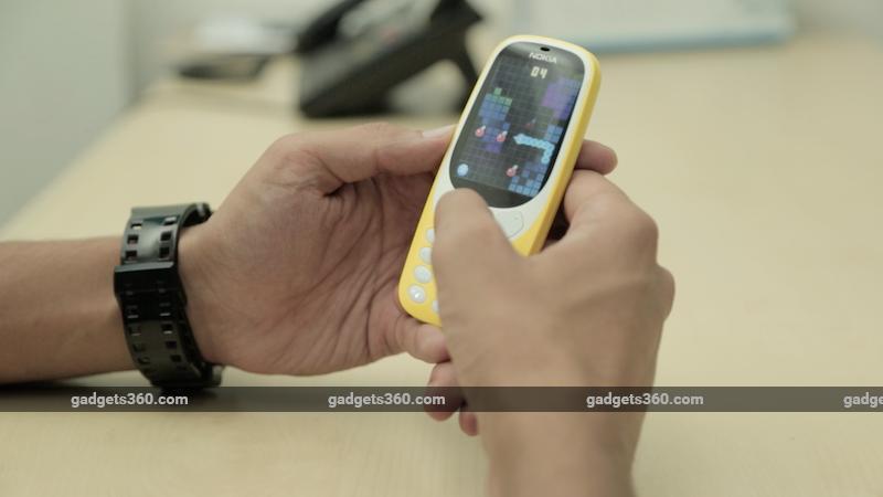 nokia 3310 snake game gadgets360 nokia