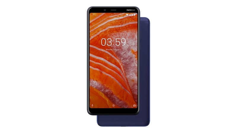 Nokia 3.1 Plus Starts Receiving Android 9 Pie Update With February Security Patch
