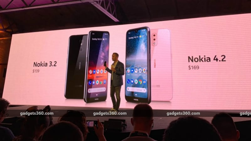 Nokia 3 2, Nokia 4 2 Android One Smartphones With Face
