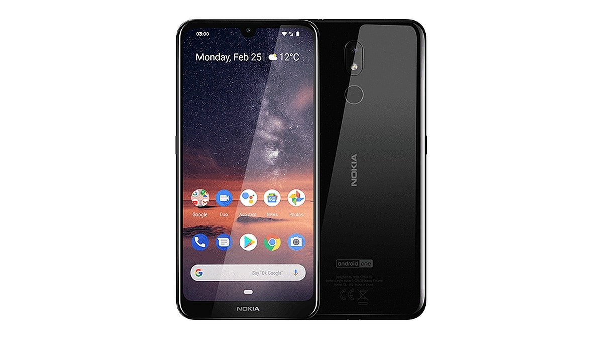 Nokia 3.2 With 4,000mAh Battery, 6.26-Inch Display Launched in India: Price, Specifications, Offers