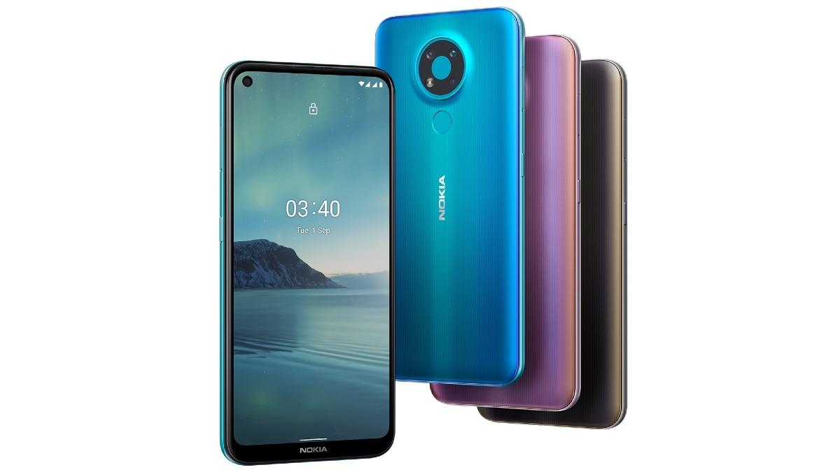 Nuevo Nokia 5.4: Mejor diseño, más batería y Android 11