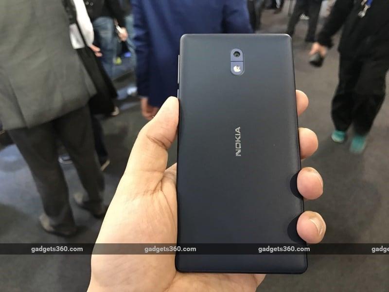nokia 3 rear gadgets360 Nokia 3
