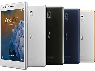 Nokia 3, Nokia 5 Android Phones Launched at MWC 2017: Price, India Launch, Specifications, and More