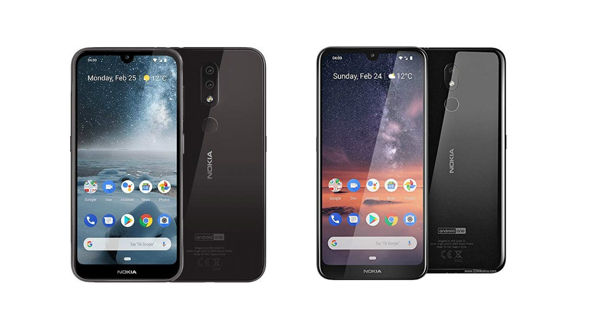 Nokia 3.2, Nokia 4.2 Price in India Cut, Now Start at Rs. 7,999