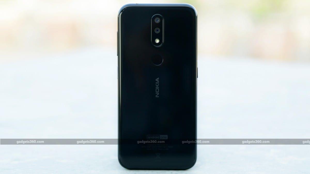 nokia 42 rear Nokia 4.2