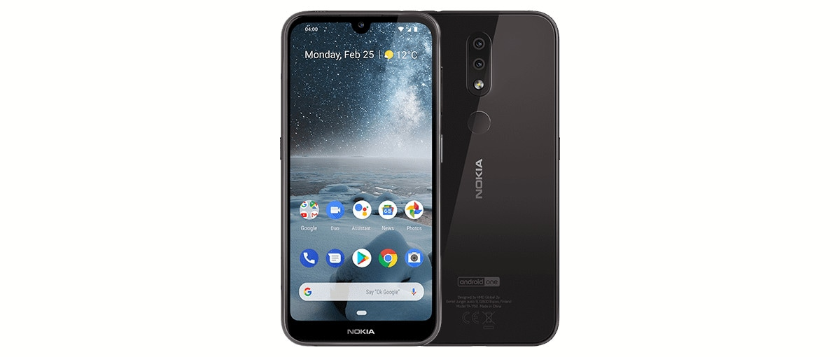 Nokia 4 2 With Dual Rear Cameras, 3,000mAh Battery Launched in India