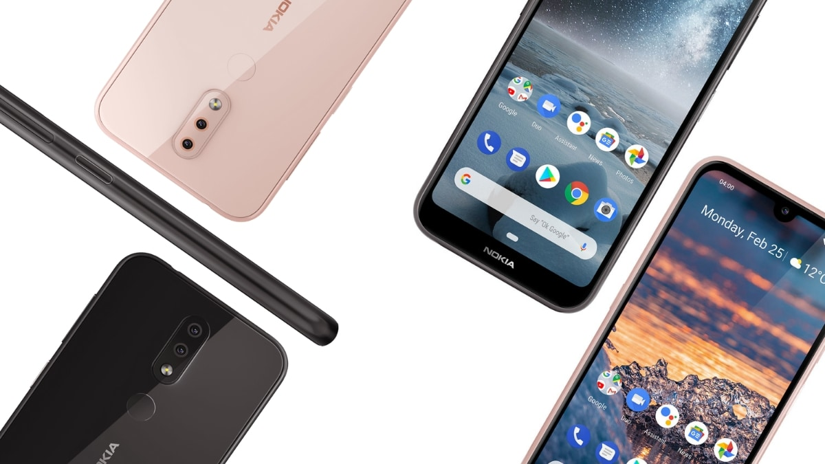 Nokia 4.2 With Dual Rear Cameras, Dedicated Google Assistant Button Launched in India: Price, Specifications