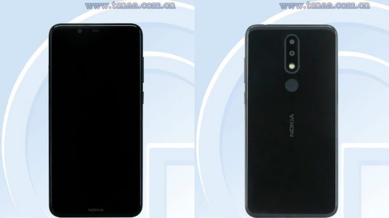 Nokia 5.1 Plus के स्पेसिफिकेशन फिर लीक, डिजाइन की भी मिली झलक