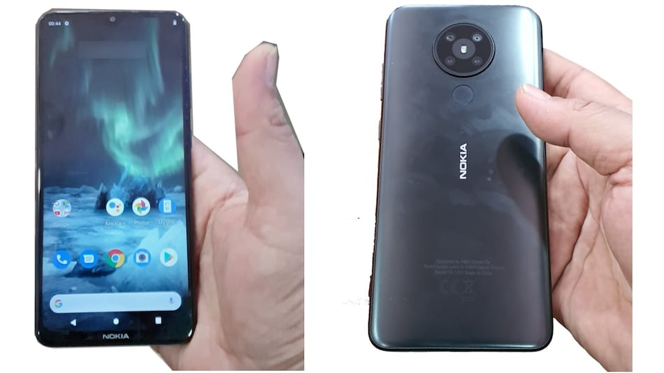 Nokia 5.2 Alleged Hands-On Images Leaked, Reveal Quad Rear Cameras With Ring-Like Design