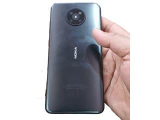 Nokia 5.2 की तस्वीरें लीक, चार रियर कैमरे होने की मिली जानकारी