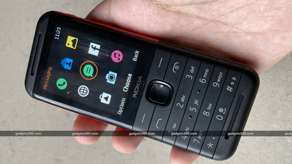 Nokia 5310 XpressMusic (2020) Evaluation