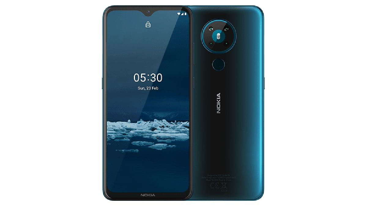 Nokia 5.3 Gets Listed on Official India Website, Launch Imminent