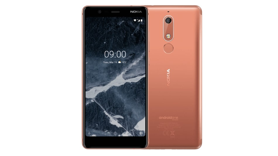 Nokia 5.1 Starts Receiving Android 10 Update in India and Global Markets