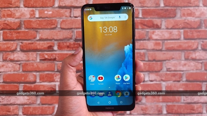 Nokia 5.1 Plus With Dual Rear Cameras, 19:9 Display Launched in India: Price, Specifications