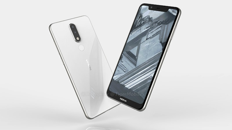 Nokia 5.1 Plus Renders Surfaced, Nokia X6 Global Variant Said to Receive Taiwan's NCC Certification