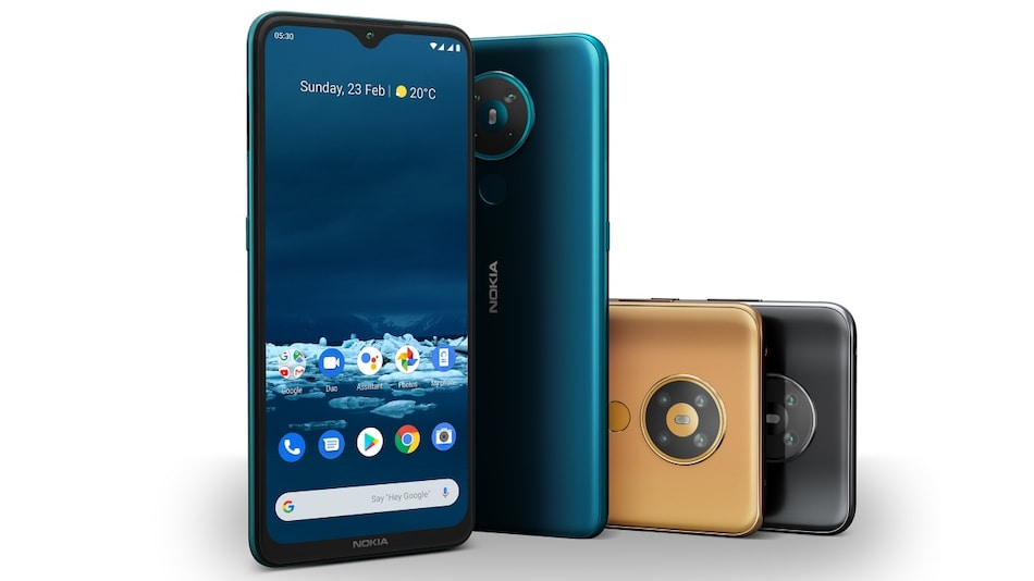 Nokia 5.3, Nokia C3 With Stock Android 10 Launched in India: Price, Specifications