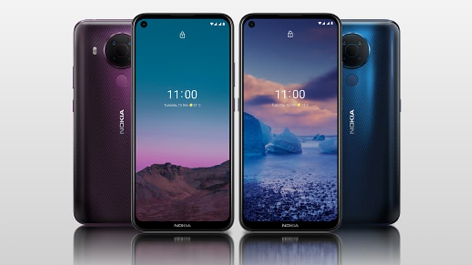Nokia 5.4 With Quad Rear Cameras, Snapdragon 662 SoC Launched: Price, Specifications