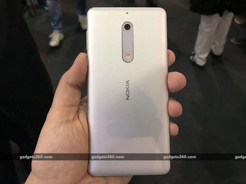 nokia 5 back gadgets360 nokia 5
