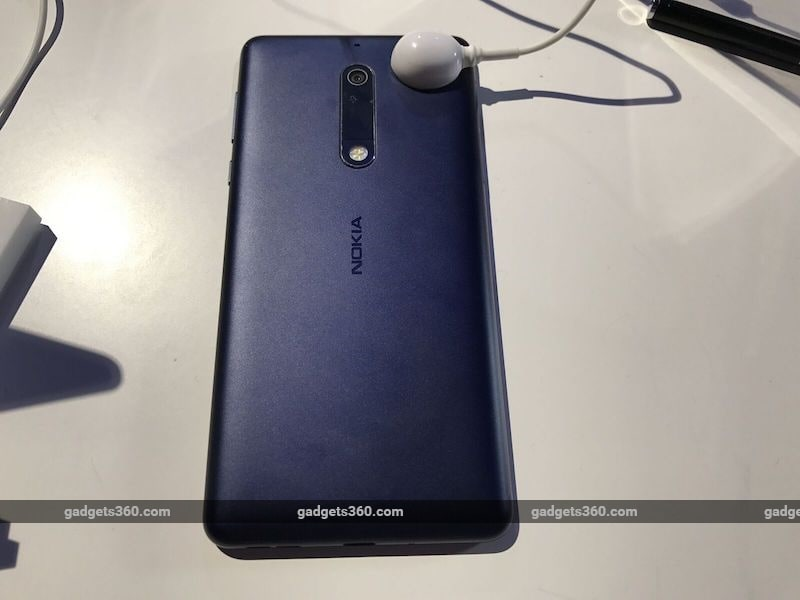 Nokia 5 In Pictures Ndtv Gadgets360 Com