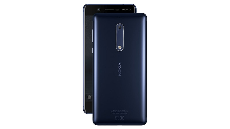 HMD Global launches Nokia 5 3GB RAM Model for Rs. 13499