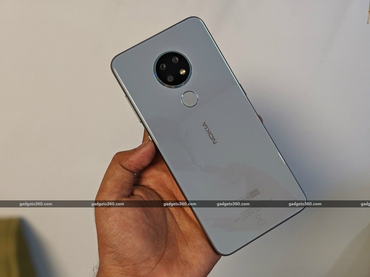 Nokia 6.2 India Launch Set for October 11, Amazon Teaser Tips