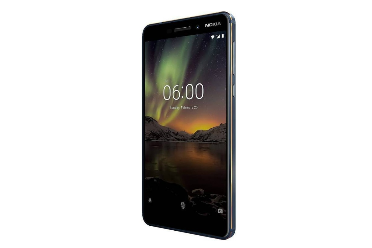 Nokia 6.1 Price in India Cut, Now Starts at Rs. 6,999