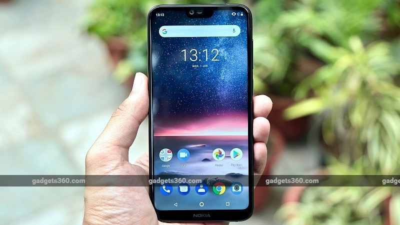 Nokia 6.1 Plus With Display Notch Takes on Rival Redmi Note 5 Pro With Rs. 15,999 Price Tag