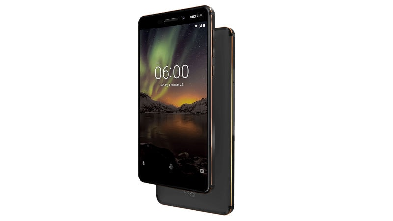 Nokia 6 (2018) के साथ कई नोकिया स्मार्टफोन आज हो सकते हैं भारत में लॉन्च