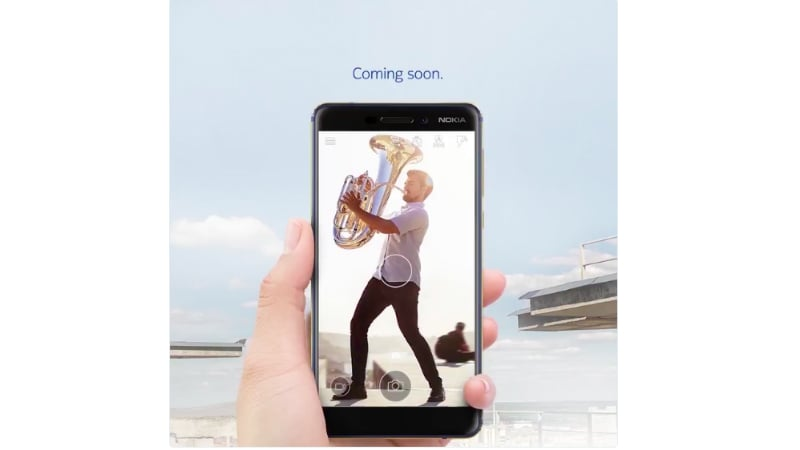Nokia 6 (2018) 4GB RAM, 64GB Storage Variant Teased to Launch in India Soon
