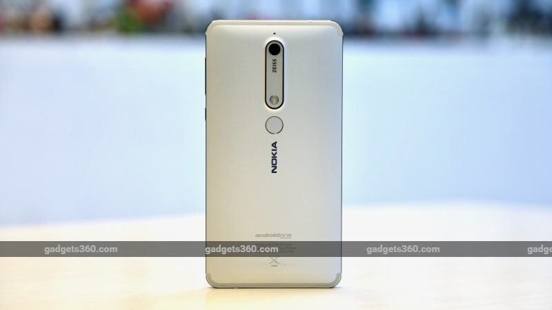Nokia 6 (2018) With Snapdragon 630 SoC Goes on Sale in India: Price, Specifications, Launch Offers