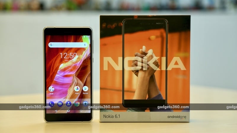 Nokia 6.1 Users Now Receiving September Security Update in India: Report